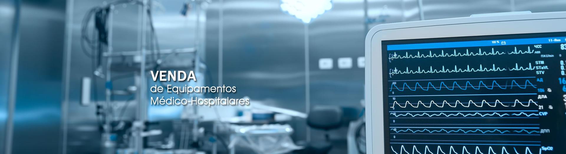 Equipamentos e instrumentos médicos hospitalares