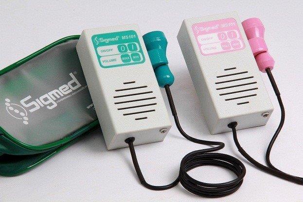 Detector batimentos cardiofetais